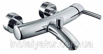 Смеситель для ванны без душевого комплекта Armatura Diament 4104-010-00