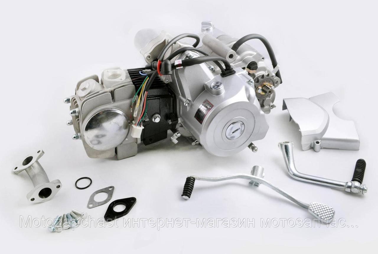 Двигатель Актив/JH-125 см3 (полуавтомат 1Р53FMI) FORMULA 6