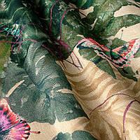 Портьерная ткань для штор 400273v2