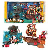 Игровой набор корабль пиратов 10763 Keenway