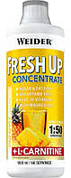 Weider Fresh Up Concentrate + L-carnitine 1000ml