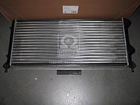 Радиатор охлаждения FIAT DOBLO 01-  (пр-во TEMPEST), TP.15.61.765