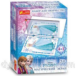 3001-05 Магический экран.Фрозен.Зима 13162062Р