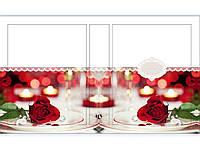Фотоальбом 30sheet S22x32 Merry Wedding ТМUFO