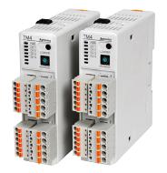 Многоканальные температурные контроллеры модульного типа с ПИД-регулятором серии TM