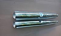 Глушитель (труба выхлопная) Ява 350 (638) с выемкой