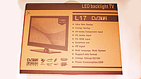 Телевизор LED backlight tv L 17  T2  12V, фото 1