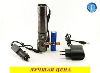 Тактический фонарик Police BL-7030 2х режимный UF