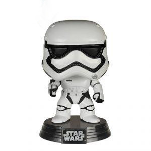 Фигурка Funko Pop Штурмовик Stormtrooper Звёздные войны Star Wars 10 см 60.66 ЗВ