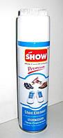 Пена-очиститель для изделий из кожи и текстиля SHOW