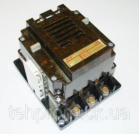 Контактор ІD 6 160A 380V ГДР, фото 2