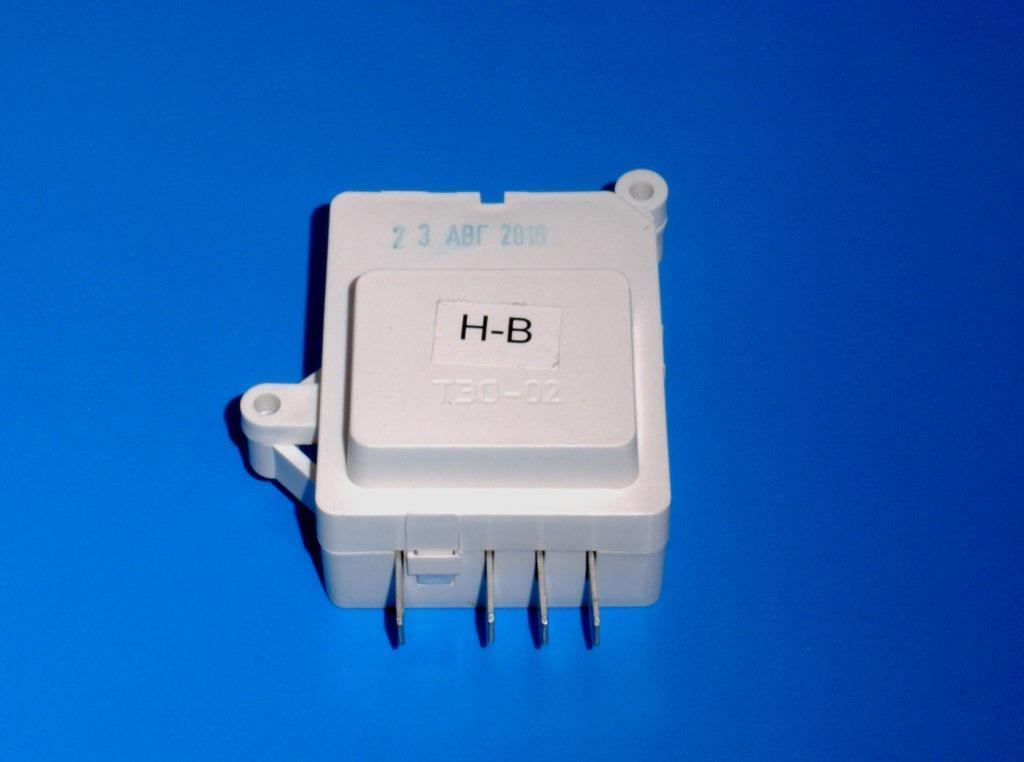 Таймер оттайки ТЭО-02 для холодильников Ariston, Indesit, Stinol (C00298587 )
