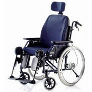 Многофункциональные кресла-коляски Модель 1.845 ПОЛАРО