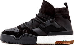 Мужские кроссовки The Alexander Wang x Adidas Originals Black
