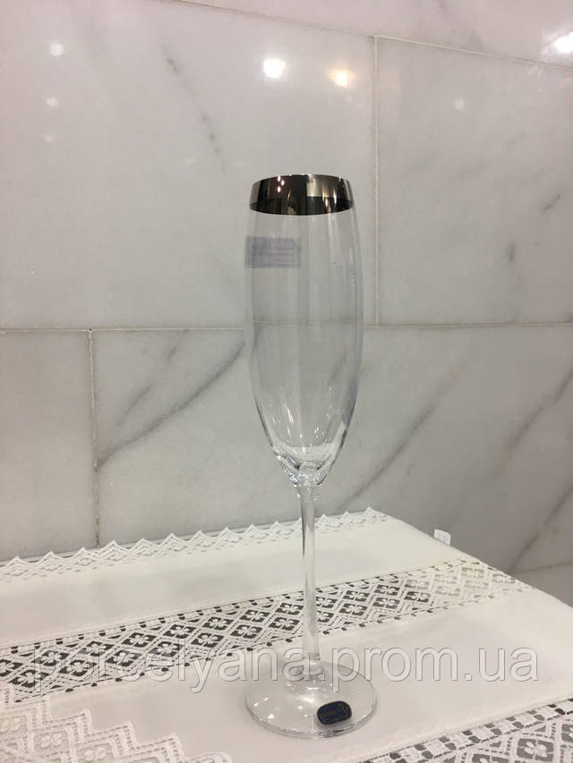 Бокалы для шампанского bohemia