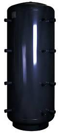Буферные емкости (теплоаккумуляторы) Ø 640 мм, сталь 3 мм, 400-800 литров