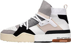 Мужские кроссовки The Alexander Wang x Adidas Originals White/Grey/Black