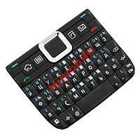 Клавиатура для Nokia E71 черная
