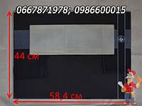 Оригинальное внешнее панорамное стекло к газовой плите Брест 1457 размером 584 х 440 , фото 1