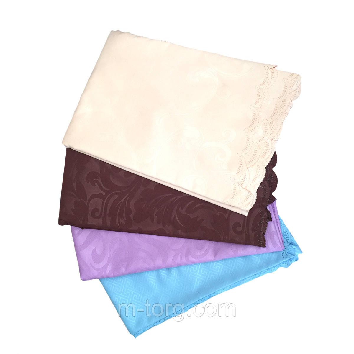 Скатерть 110*180 см,ткань микрофибра