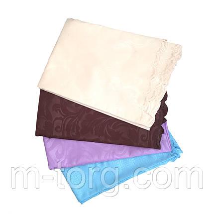 Скатерть 110*180 см,ткань микрофибра, фото 2