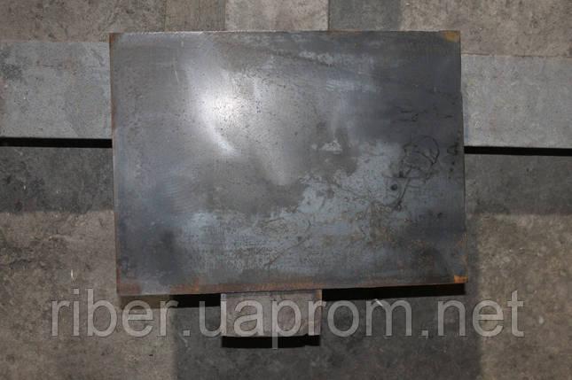 Металлическая пластина 30х25см 3мм, фото 2
