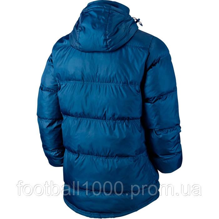 c983a8ef Детская утепленная куртка Nike Team Winter Jacket Junior 645907-451 , фото 2