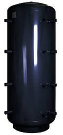 Буферная емкость (теплоаккумулятор) 800 литров, Ø 825 мм, сталь 3 мм