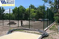 Ограждения для спортивных площадок «Техна-Спорт» 2030х2500-Класик d4