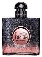 Оригинал YSL Black Opium Floral Shock Yves Saint Laurent 90ml edp Женские Духи Ив Сен Лоран Блек Опиум Флорал