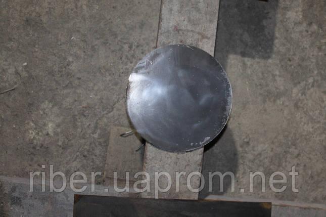 Металлическая пластина 40х25мм с листа толщиной 16мм, фото 2