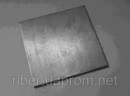 Металлическая пластина 30х25см 18мм
