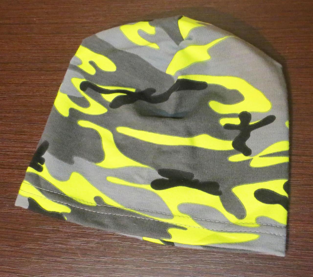 Детская шапка (окружность головы 40-44 см)