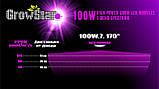 Фитолампа GrowStar 100W. Grow LED Lamp 100W 7 Band Spectrum., фото 7