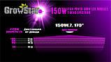 Фитолампа GrowStar 150W. Grow LED Lamp 150W 7 Band Spectrum., фото 7