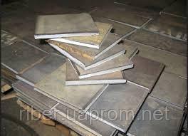 Металлическая пластина 30х30см 12мм, фото 2