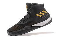 Баскетбольные кроссовки Adidas Rose 8 black