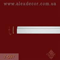 Плинтус 7-097 Classic Home 97х13х2400мм