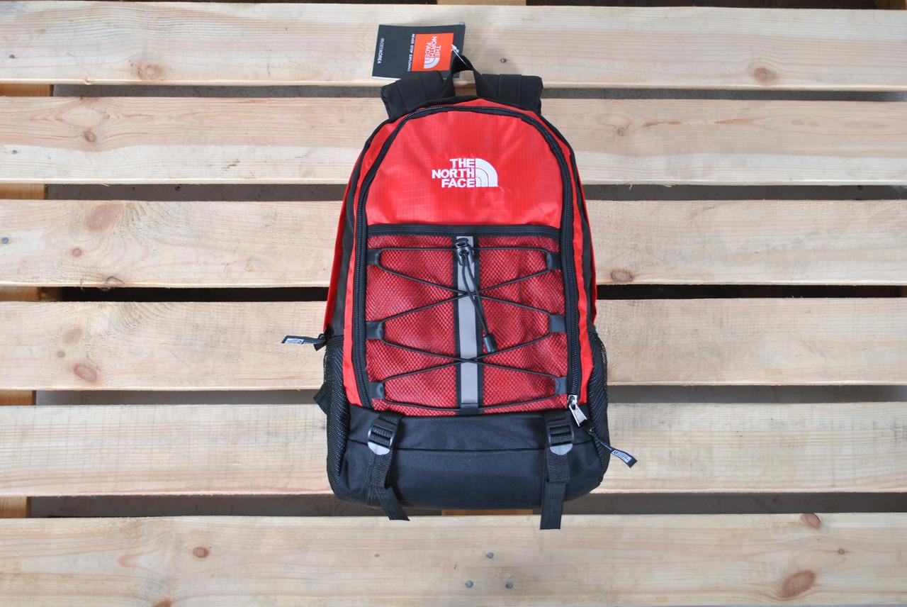 0914df7b4c82 Рюкзак В стиле The North Face/ рюкзак ТНФ / рюкзак красный/ есть рефлектив -