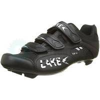 Шоссейные велотуфли Lake CX 160, черные