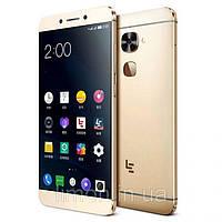 Смартфон ORIGINAL LeEco Le S3 X626 GOLD (10Х2,5Ghz; 4Gb/32Gb; 21МР/8МР; 3000 mAh)