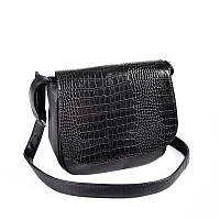 Женская сумочка с тиснением крокодила М52-47/10, фото 1