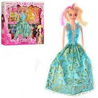 Кукла типа Барби с большим набором нарядов
