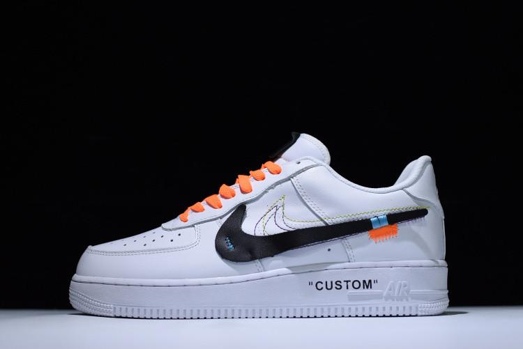 2fcb51477b77 Кроссовки Nike Air Force 1 Low  07 х Off White найк аир форс AA0871 ...