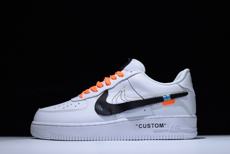 9c655157 Кроссовки Nike Air Force 1 Low '07 х Off White найк аир форс AA0871 ...