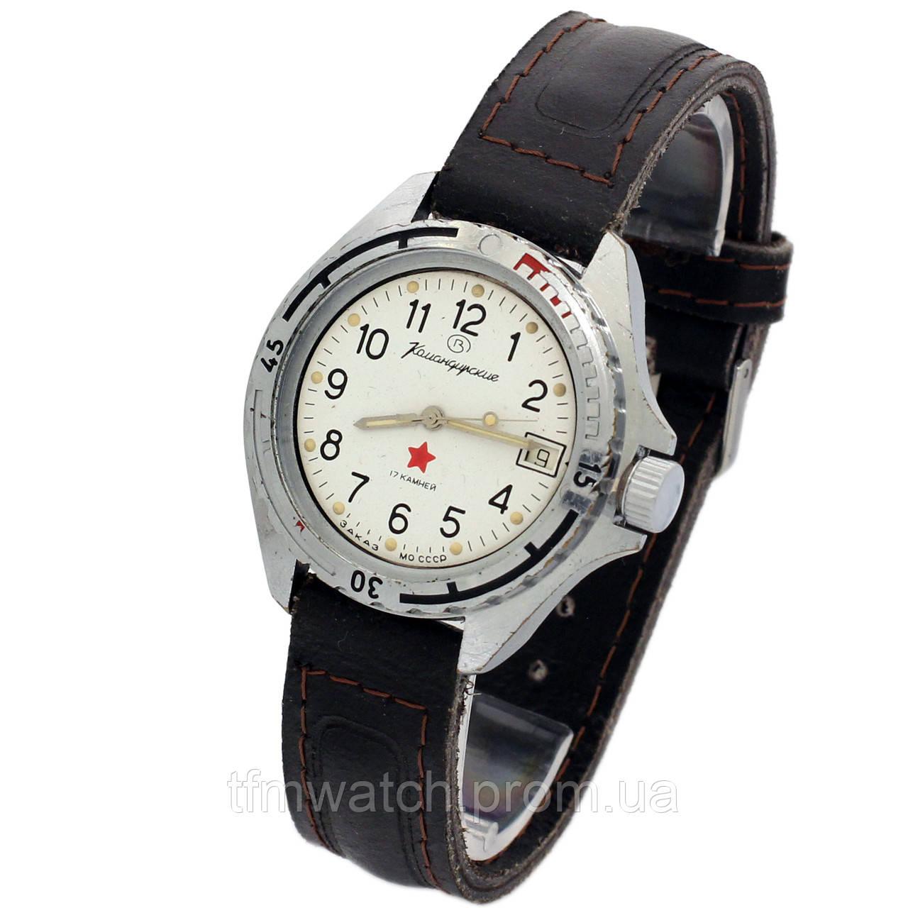 Часы командирские 17 камешков япония