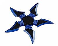 Сюрикен - метательная звезда  BF005+ чехол