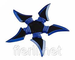 Сюрикен   BF005 метательная звезда  + чехол на ремень