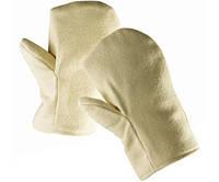 Рукавицы трёхслойные из арамидной ткани