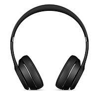 Наушники Beats by Dr. Dre Solo 3 Wireless Black (MP582) черные оригинал Гарантия!